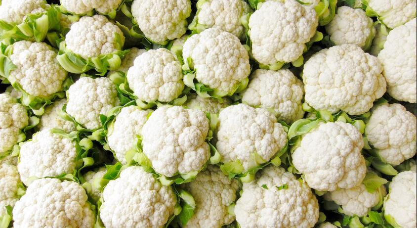 organic cauliflower powder
