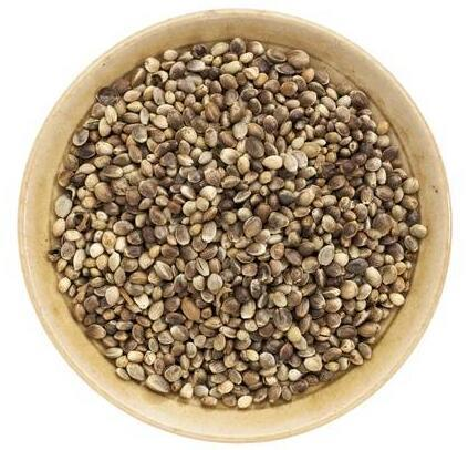 Organic whole Hemp Seeds