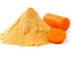 carrots powder 2