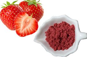 Organic Strawberry Juice Powder