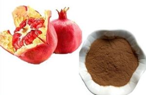Pomegranate juice powder