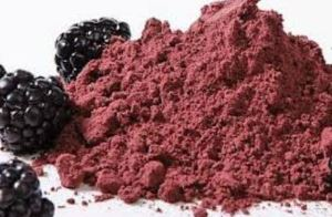 Organci blackberry powder