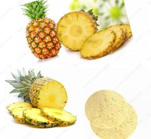 Organic FD pineapple Powder