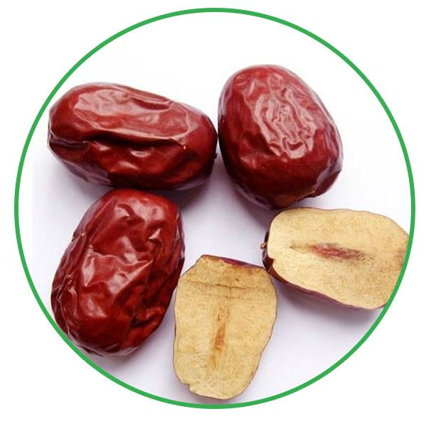 Chinese Red Jujube Fruit