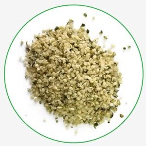 Hulled Hemp Seeds Organic