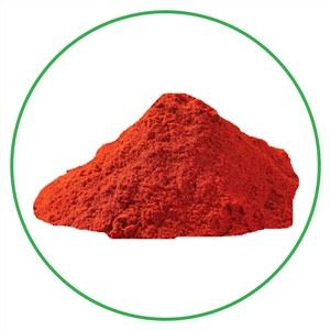 Organic Red Bell Pepper Powder