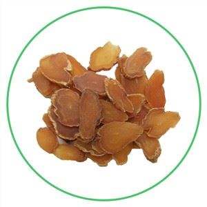 Organic Red Ginseng Root Slice